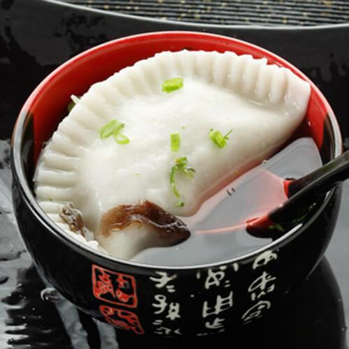 养生鲅鱼饺子