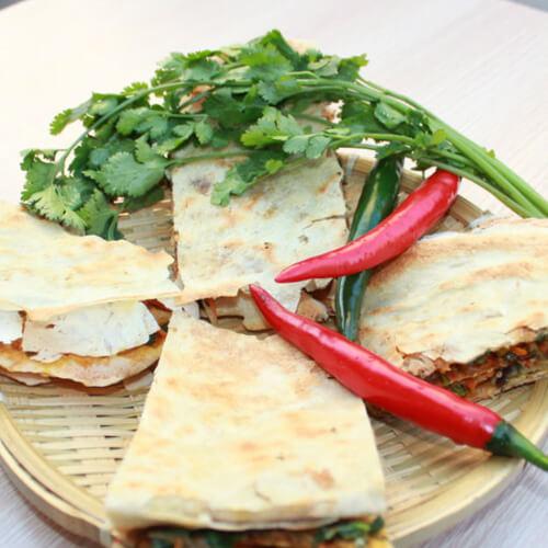 淄博菜煎饼