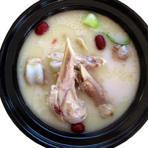 荔枝排骨汤