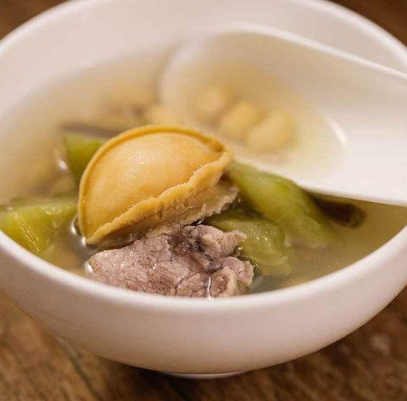 苦瓜石斛汤