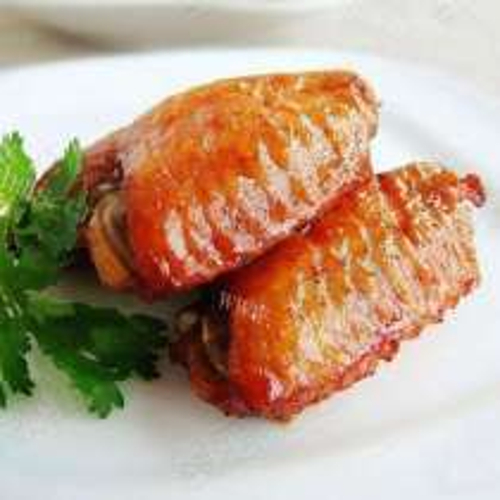 黑椒腐乳烤鸡翅