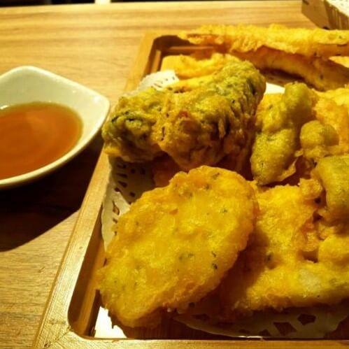 香甜韩国南瓜饼