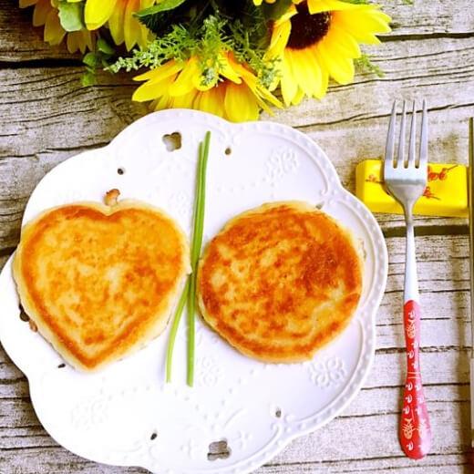 清香玉米饼