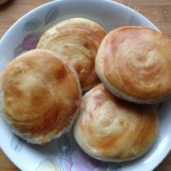 青椒猪肉太阳饼
