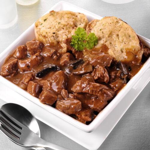 牛肉磨菇辣酱~美味可口