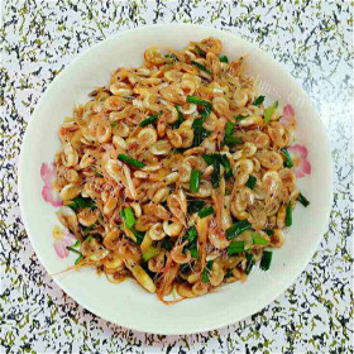 清炒小虾米