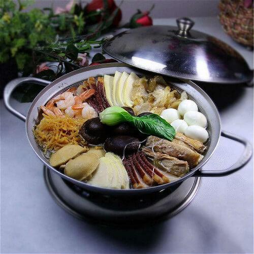 神奇美味的沙茶火锅