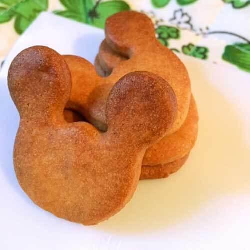 黄油米奇饼干