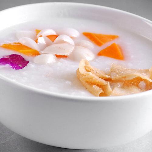 薏米红豆莲子百合粥
