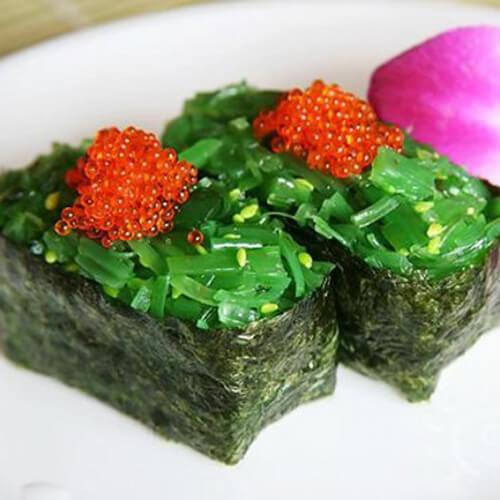 美味海藻寿司