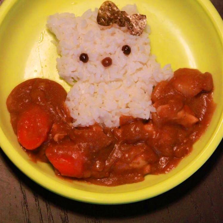 儿童最爱日式咖喱饭
