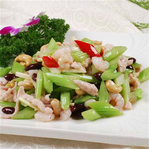 小炒杂蔬菜