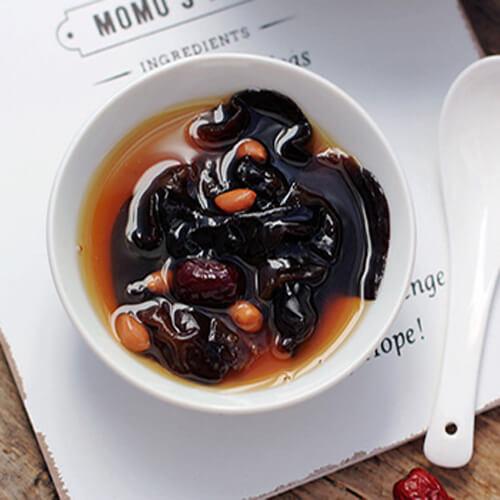 红枣黑木耳甜汤