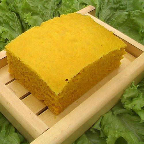 玉米粉蒸糕