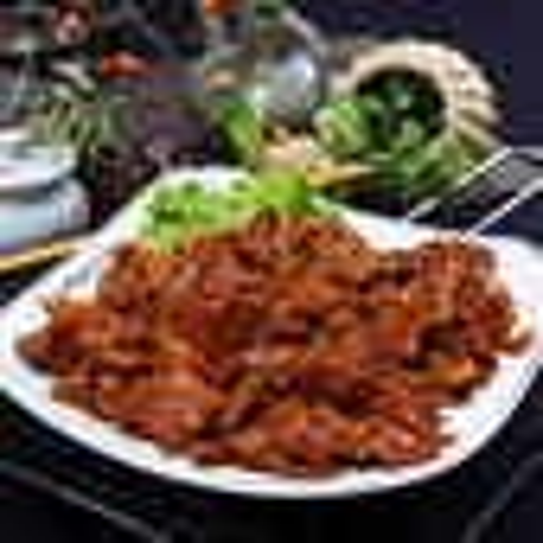 韩式烤牛肉