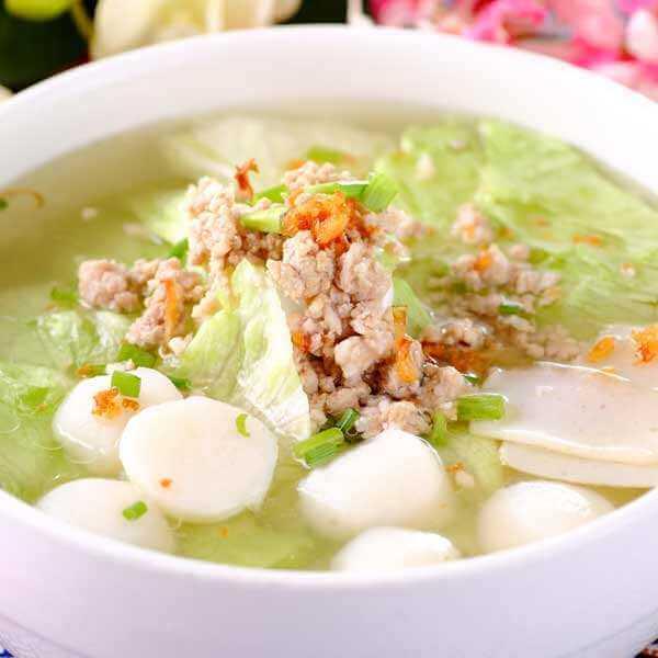 冬荫海鲜汤