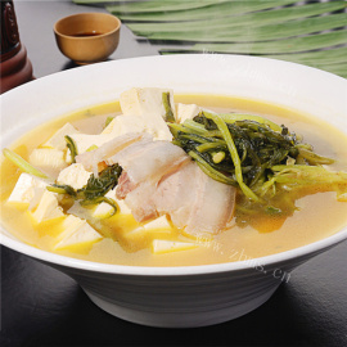 清炖红豆腐
