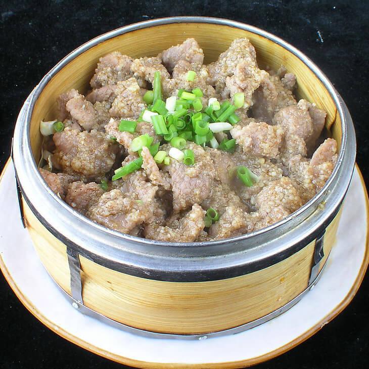 美味江南粉蒸肉