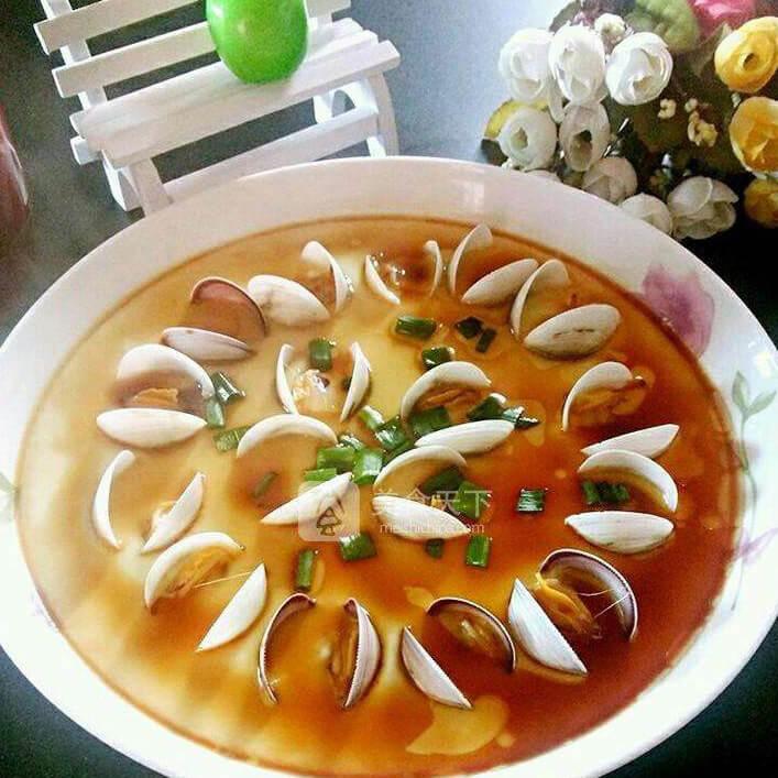 日本酱油做蛤蜊炖蛋