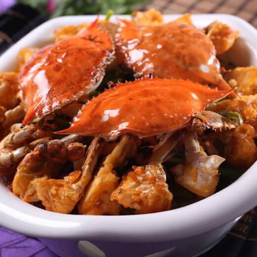 私房香辣蟹