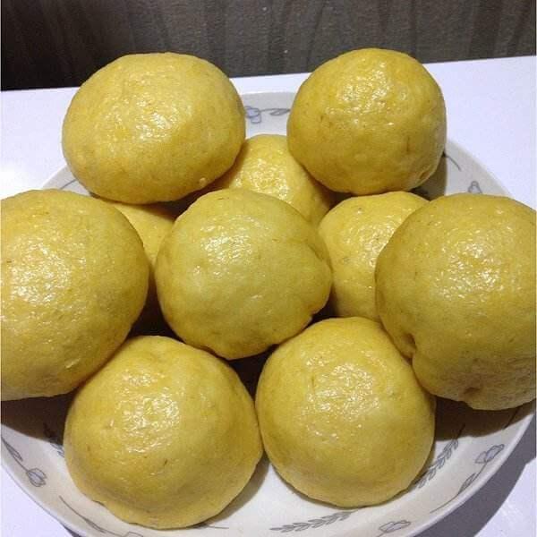 香软奶黄包