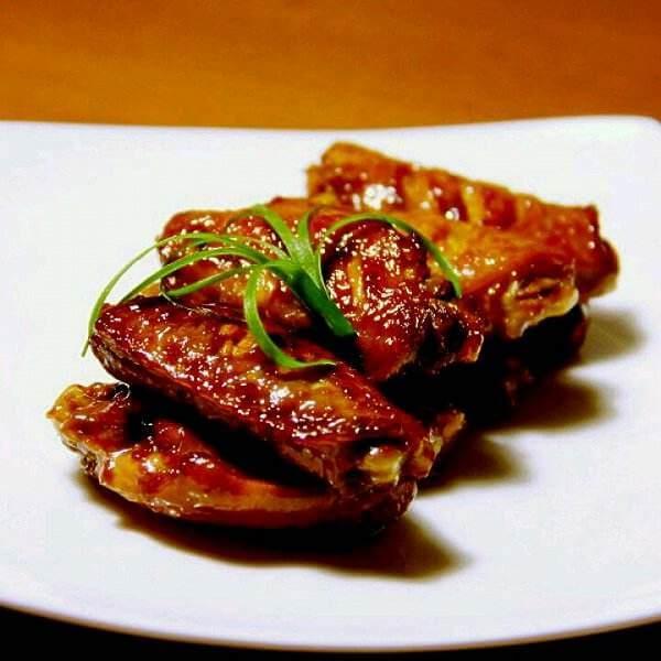 柠檬茄汁鸡翅