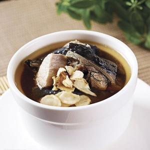 美味的鸡骨草排骨汤