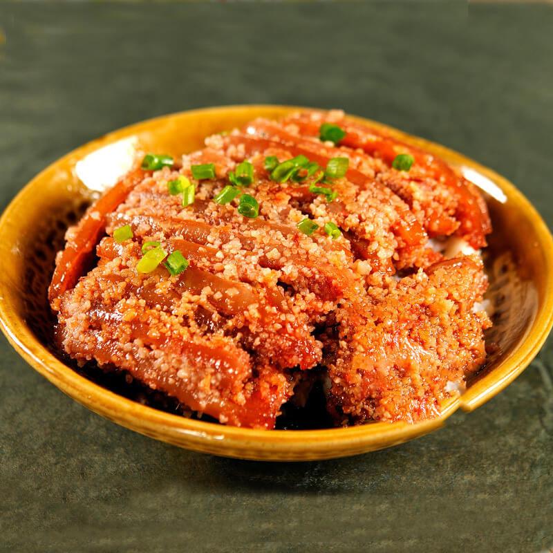 自制江南粉蒸肉
