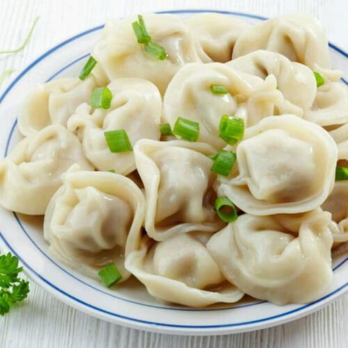 饺子(大馄饨)
