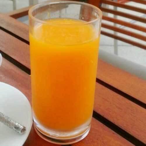 夏日特饮猕猴桃苹果砂糖橘汁