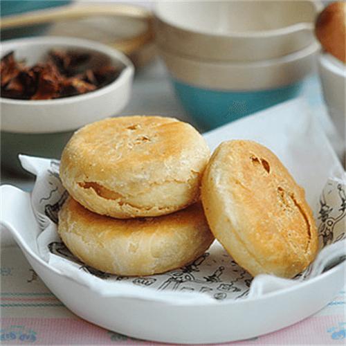 芝麻咸酥饼