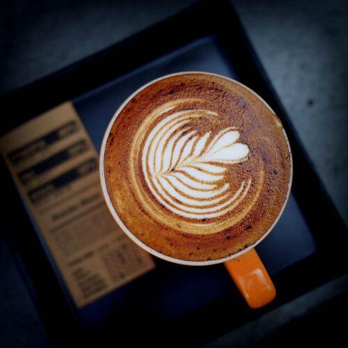 好喝的基础咖啡拉花