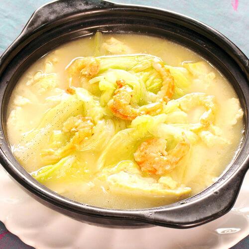 砂锅大白菜