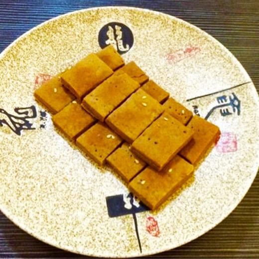 仿台湾方块酥