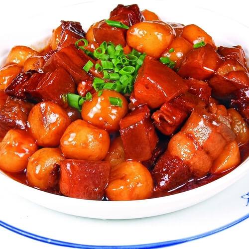 红烧土豆刀豆