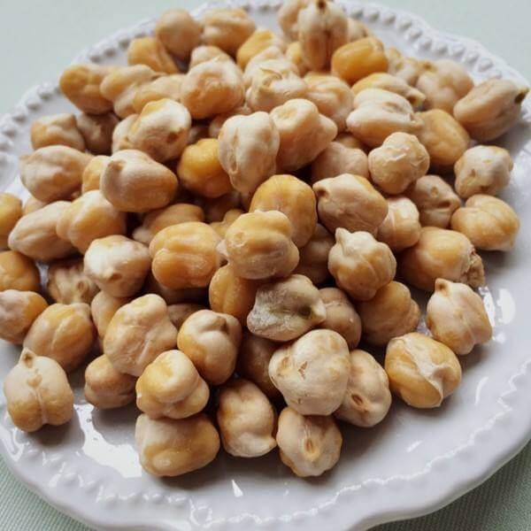 凉拌三丁鹰嘴豆