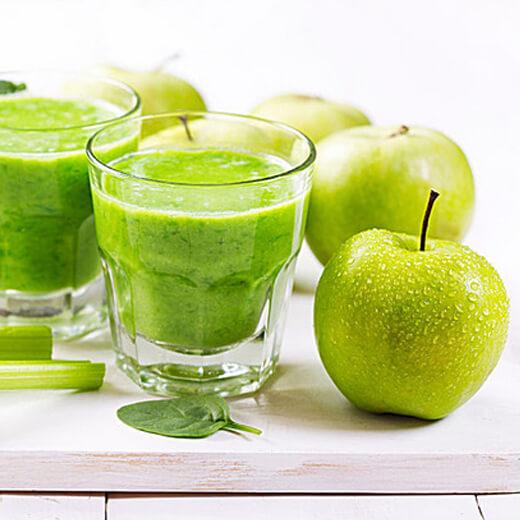 高酶苹果芹菜汁