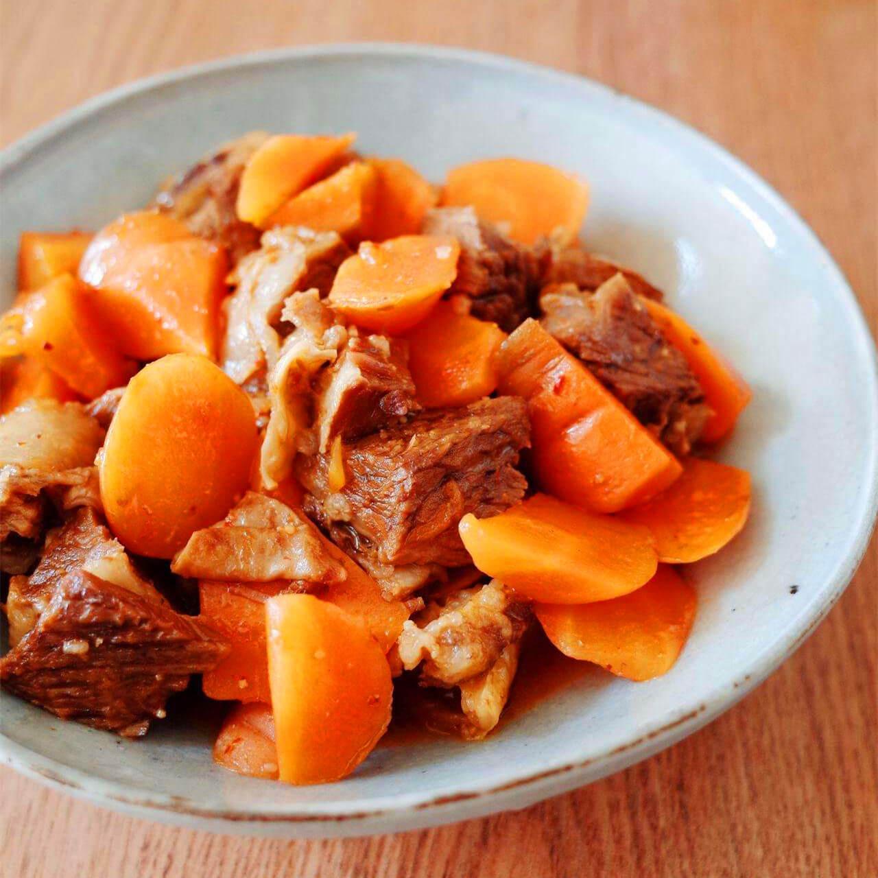 土豆胡萝卜山药