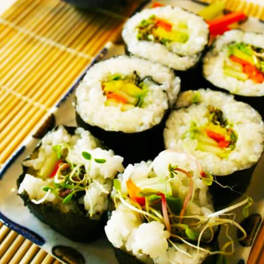紫菜招牌寿司