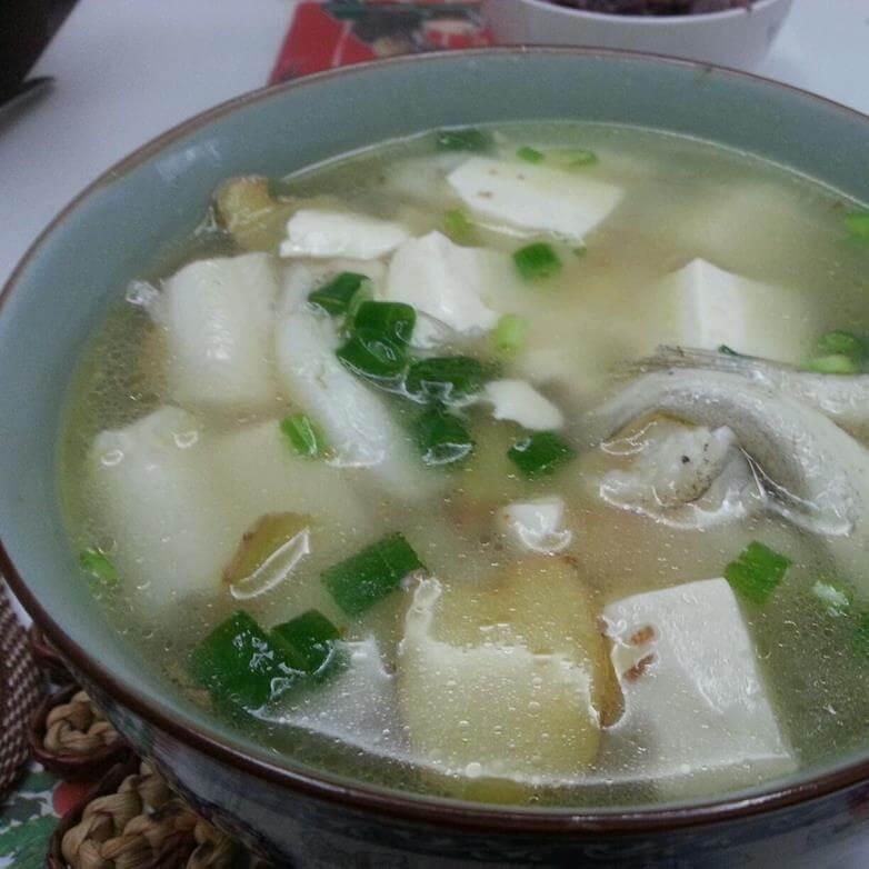 千里香豆腐汤