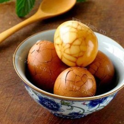 简易茶叶蛋