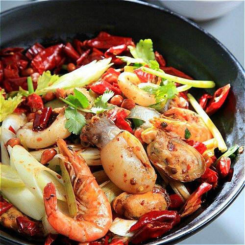 韩式什菜锅