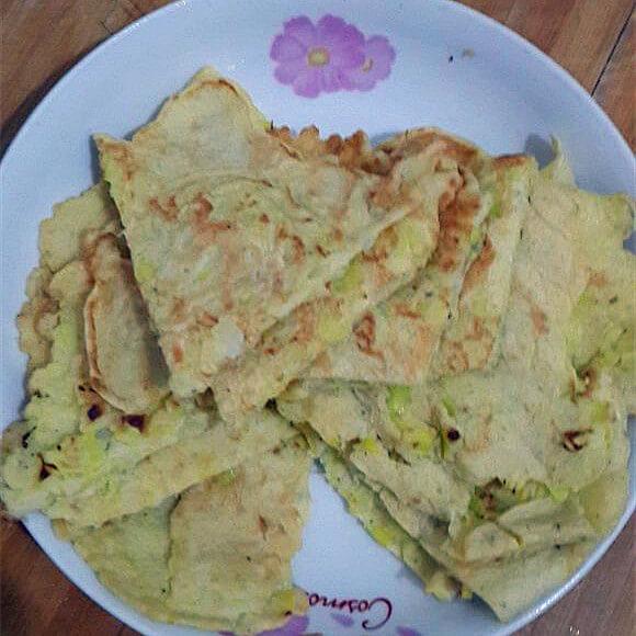 卷心菜小饼