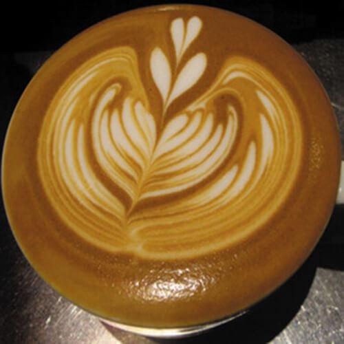 好吃的基础咖啡拉花