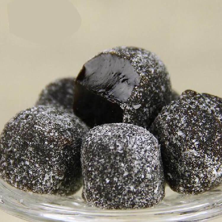 黑糖蜜麻薯