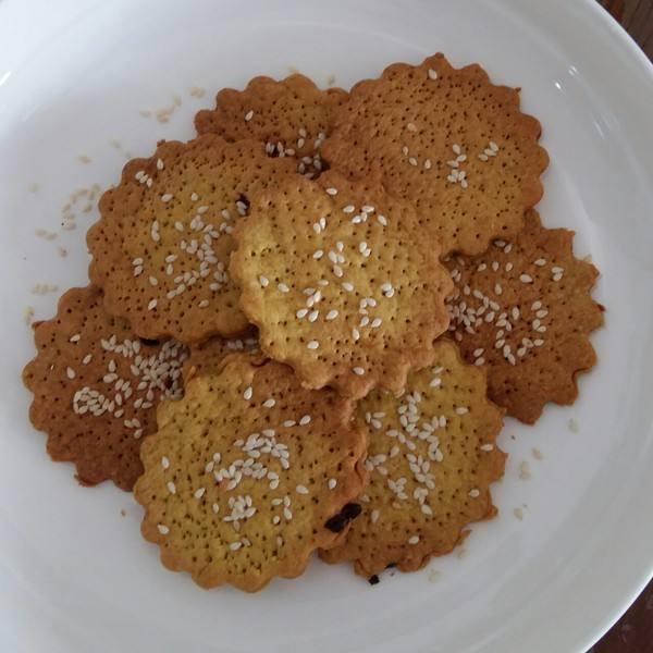 咖喱苏打饼干