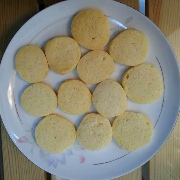 秋叶炼奶饼干