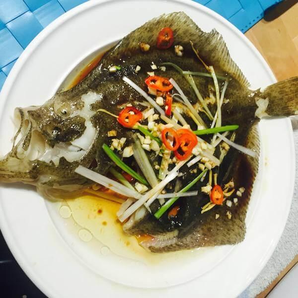 鲜美的卤腥鱼