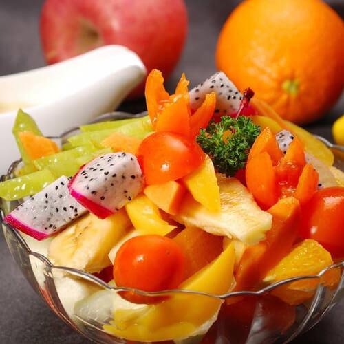 混合水果沙拉