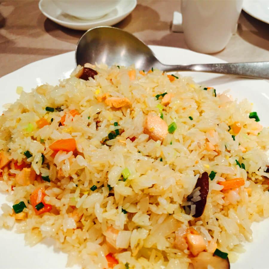 美丽的潮汕炒饭